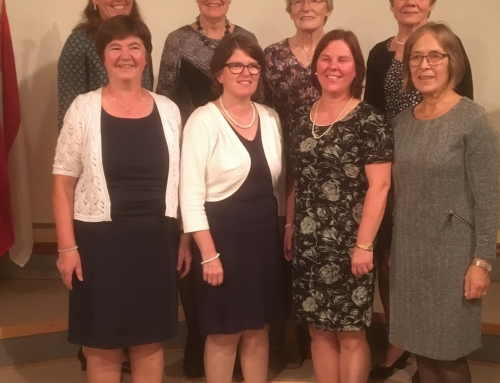 Nyskudd kvinneforening 80 år